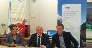 signature convention entre EDF et la CMA de l'Ariège
