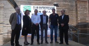 rencontre du club entreprendre en haute vallée de l'Aude