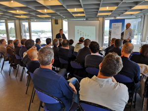 Forum prestataires EDF Tarbes 2019 - témoignage Eiffage Génie-Civil