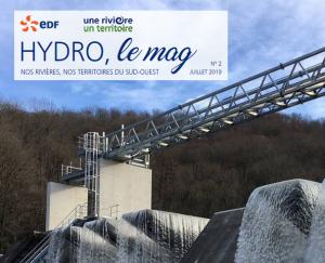 EDF Hydro Le Mag n°2