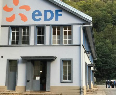 Centrale EDF Aston
