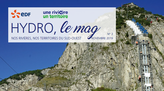 EDF Hydro Le Mag n°3