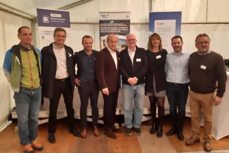 Rencontre EDF et CCM