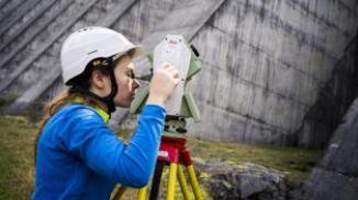 EDF Maitriser la sûreté hydraulique : la surveillance