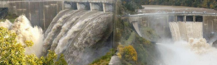 EDF Maitriser la sûreté hydraulique : ouvrage en crue