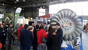 Signature de la convention EDF Hydro et Ad'occ (agence de développement de la région Occitanie)