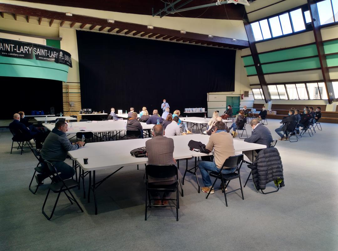 Forum prestataires EDF Hydro Saint-Lary