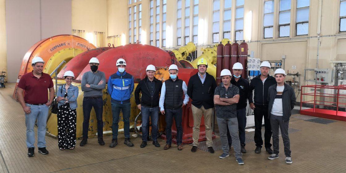 Participants rencontre EDF Nantilla