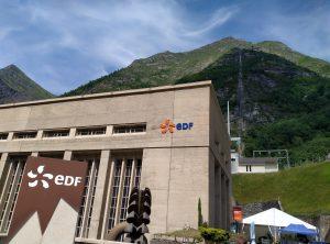 Centrale EDF de Pragnères